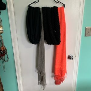 4 Scarf Bundle